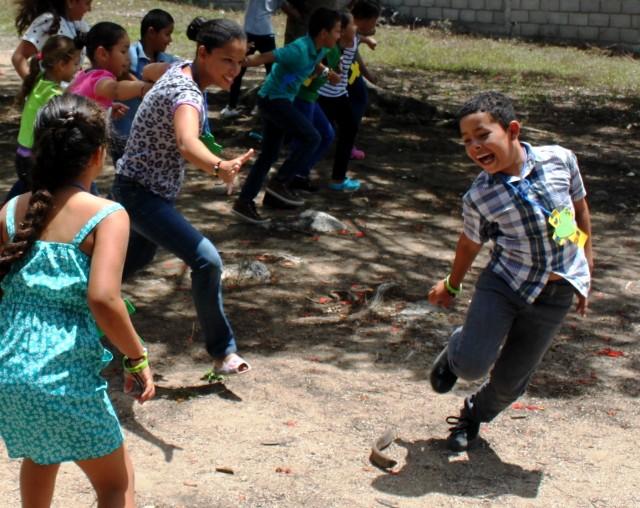 Play with Freddie El Maguelar school 7.12.18